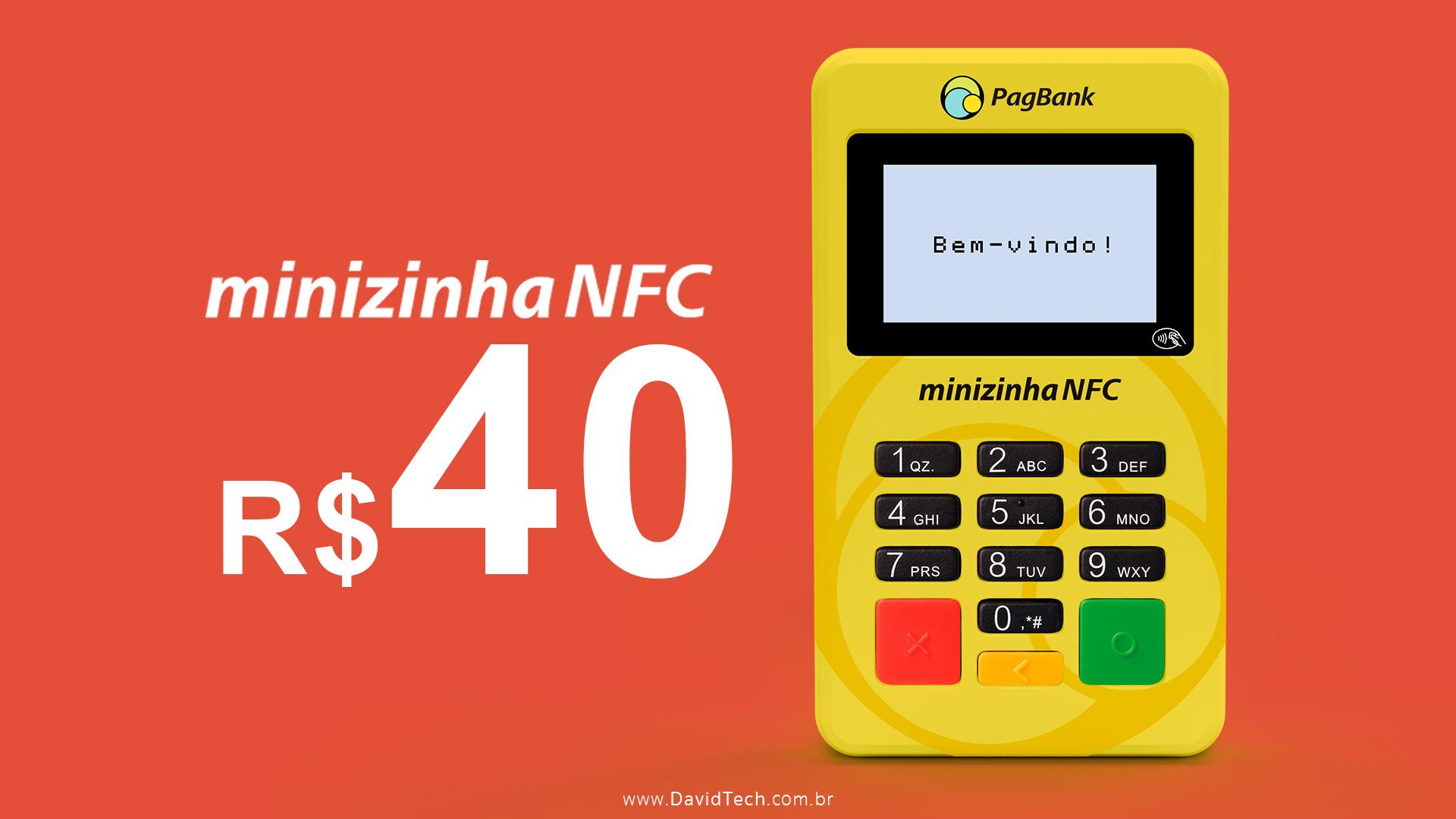 minizinha nfc 40 reais cupom de desconto